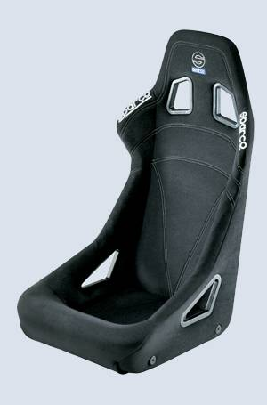 Sparco - Sparco Sprint 5 Racing Seat - Black