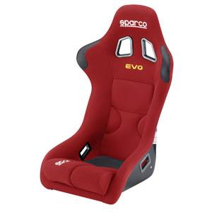 Sparco - Sparco Evo GRP Racing Seat - Red