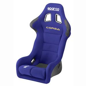 Sparco - Sparco Corsa GRP Racing Seat - Blue