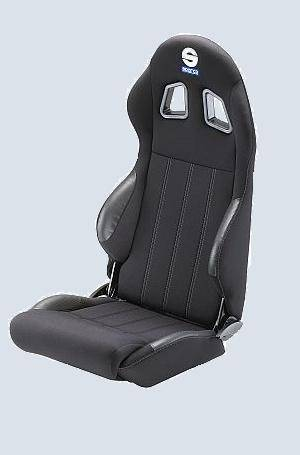 Sparco - Sparco Steel Racing Seat
