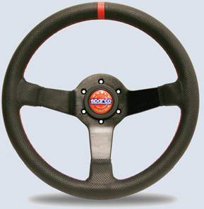 Sparco - Sparco Champion Limited Edition Steering Wheel