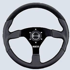 Sparco - Sparco Lap 5 Steering Wheel