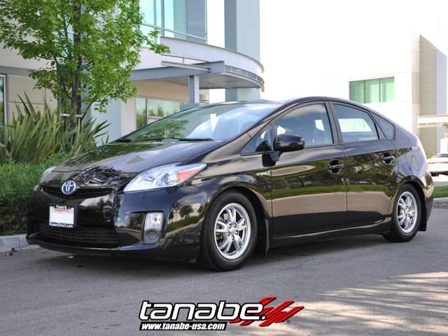Tanabe Sustec DF210 Lowering Springs for 2010-2015 Toyota Prius