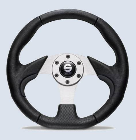 Sparco - Sparco Naxos Steering Wheel