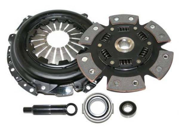 Competition Clutch - 1989-1990 Nissan 240SX (w/KA) Competition Clutch Stage 1 Gravity Clutch Kit