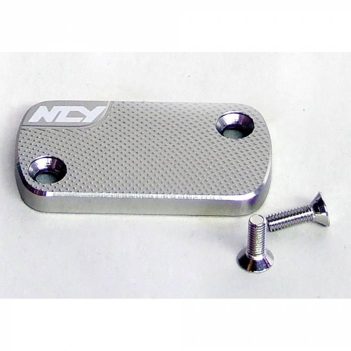 NCY - Honda Ruckus NCY Reservoir Cover - Silver