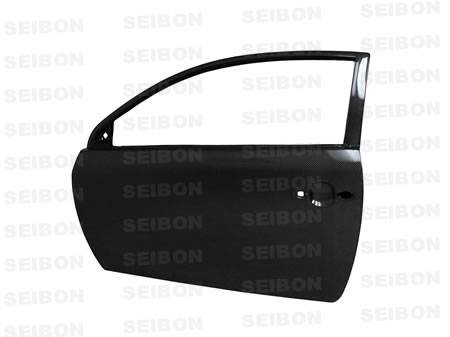 Seibon - 2005-2010 Scion tC Seibon Carbon Fiber Doors