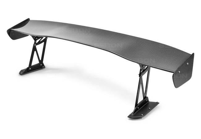 Seibon - Seibon Carbon Universal GT Wing (70.5? Wide)