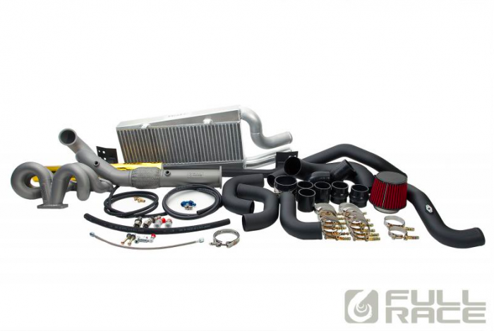 Full Race - 2006-2011 Honda Civic Si Full Race K-Series EFR Turbo Kit