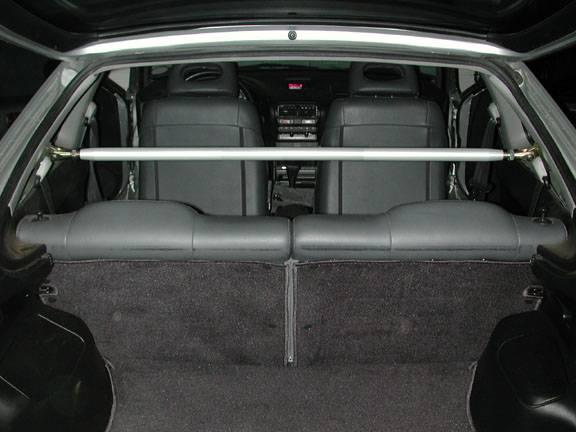 CorSport - 1996-2000 Honda Civic Hatchback CorSport Rear Upper H Bar