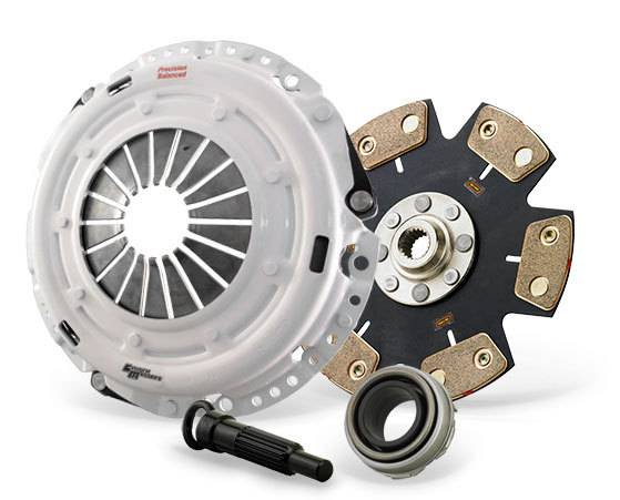 Clutch Masters - 2002-2005 Honda Civic Si 6spd ClutchMasters FX500 Race Only Clutch Stage 5