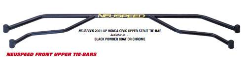Neuspeed - 2002-2005 Honda Civic Si Neuspeed Front Strut Tower Bar