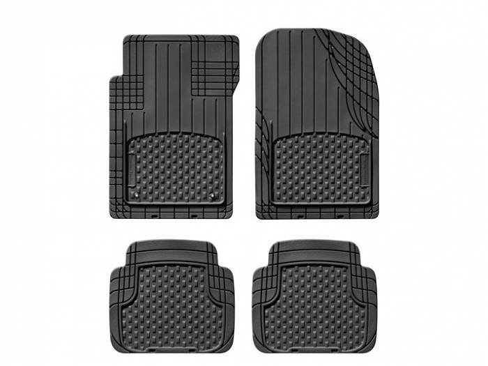 WeatherTech - 2001-2003 Acura CL and TL WeatherTech Floor Mats AVM - Black