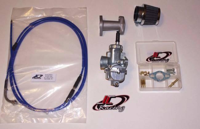 JC Racing Honda Ruckus JC Racing JC20 Carb Kit w/ Sheng Wey