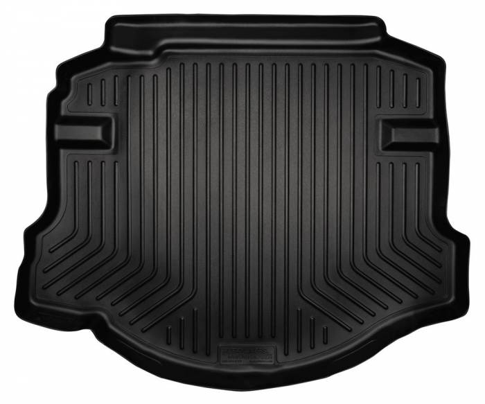 Husky Liners - 2006-2011 Honda Civic Sedan Husky Liners WeatherBeater Trunk Liner - Black