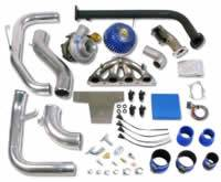 Greddy - 2002-2005 Honda Civic Si Greddy Turbo Kit
