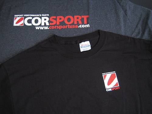 CorSport - CorSport Original Logo T-Shirt