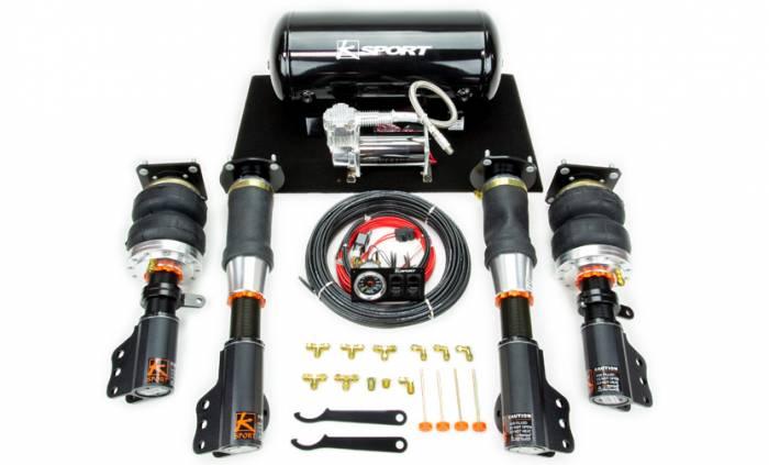 K Sport - 1992-1995 Honda Civic Ksport Airtech Basic Air Suspension System