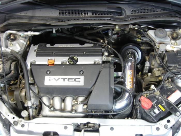 Fujita - 2002-2005 Honda Civic Si Fujita Short Ram Intake