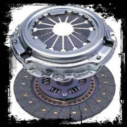 Exedy - 2004-2007 Subaru STI Exedy Stage 1 Organic Clutch Kit - Heavy Duty