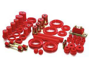 Energy Suspension - 2003-2005 Mitsubishi Evolution VIII Energy Suspension Master Bushing Kit