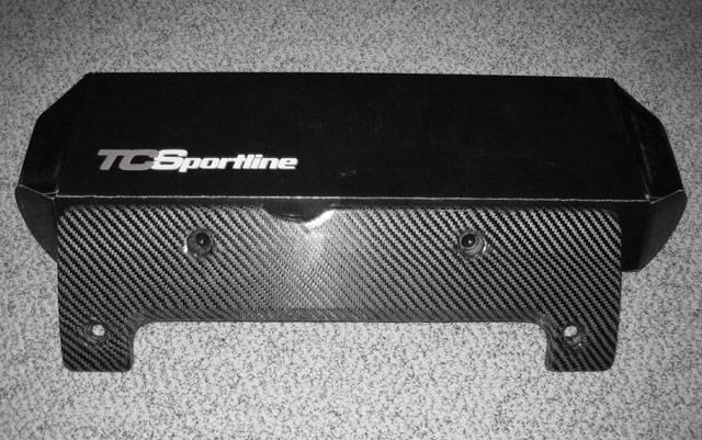 CorSport - CorSport K20 Engine Carbon Fiber Spark Plug Cover