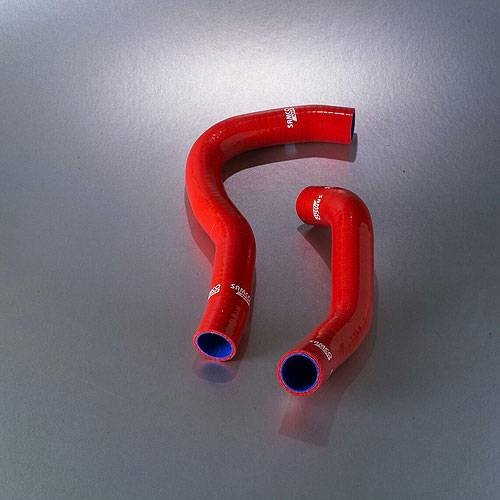 Samco - Honda Civic Si 2006-2011 Samco Silicone Radiator Hose Kit (3 Pieces)