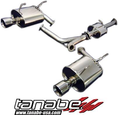Tanabe Medalion Touring Universal Muffler