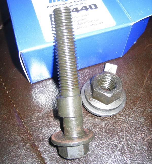 Ingalls - 2005-2010 Scion tC Ingalls Front Camber Kit