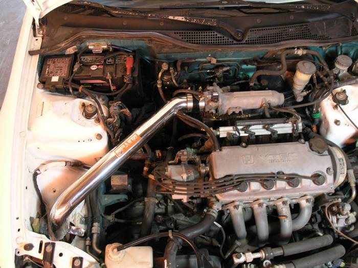 Fujita - 1992-1995 Honda Civic Si/EX Fujita Cold Air Intake