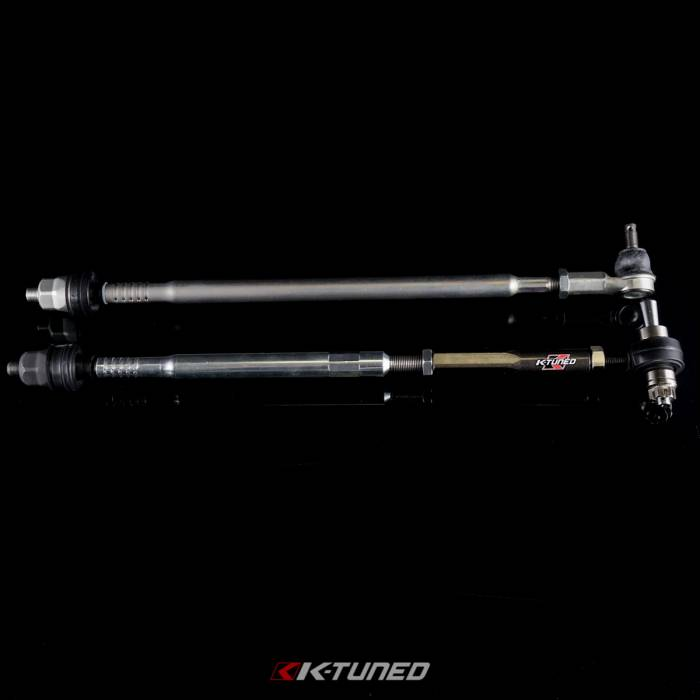 K-Tuned - 2002-2006 Acura RSX K-Tuned Complete Spherical Tie Rod Set