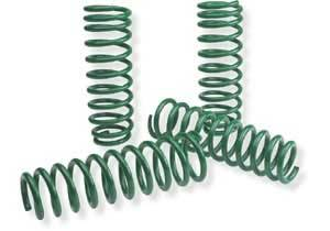 Neuspeed - 2006-2011 Honda Civic Neuspeed Sport Springs
