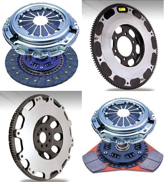 Exedy - 2006-2011 Honda Civic Si Exedy Clutch/Flywheel Package