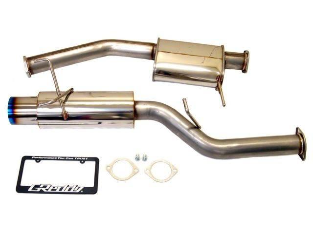 Greddy - 1991-1994 Nissan 240SX Greddy Ti-C Exhaust System