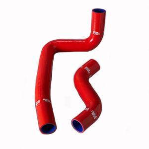Samco - 2002-2005 Honda Civic Si Samco Silicone Radiator Hose Kit (2 Pieces)