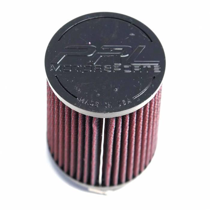 """PRL Motorsports - PRL Motorsports 4"""" Inlet Oiled Cone Filter, Long"""