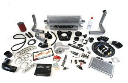 KraftWerks - 00-03 Honda S2000  KraftWerks 30mm Belt Supercharger Kit w/ AEM V2