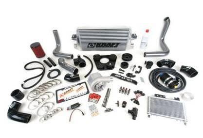 KraftWerks - 00-03 Honda S2000 30MM KraftWerks Belt Supercharger Kit