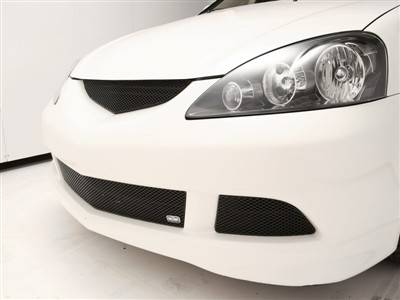 Grillcraft - 2005-2006 Acura RSX Grillcraft MX Series Lower Grille (3pc kit)