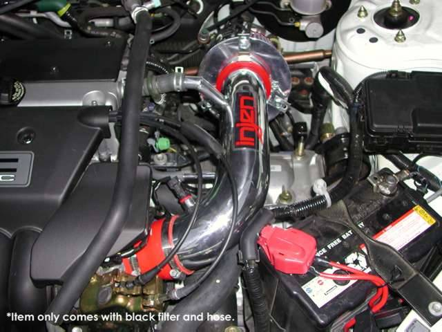 Injen - 2002-2006 Acura RSX Injen IS Short Ram Intake (M/T)