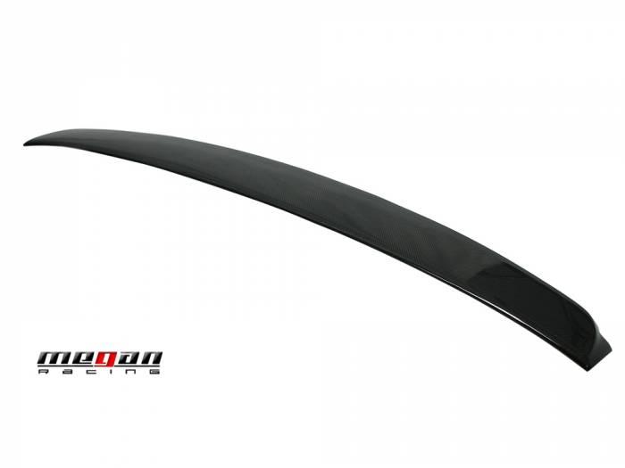 Megan Racing - 2007-2011 Honda Civic Si Sedan Megan Carbon Fiber Roof Spoiler
