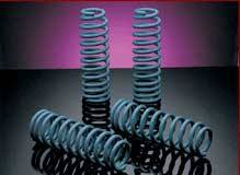 Progress - 1992-1995 Honda Civic Progress Sport Springs (Smaller Drop)