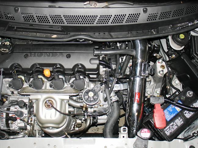 Injen - 2006-2011 Honda Civic Injen MR Cold Air Intake