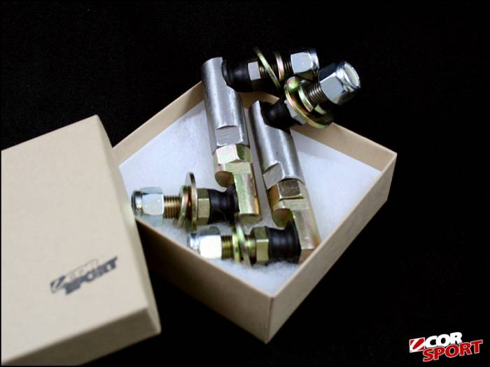 CorSport - 2006-2011 Honda Civic CorSport Adjustable Endlinks v2