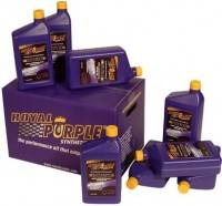 Royal Purple - Royal Purple 5W30 Synthetic Motor Oil (5 QTs)