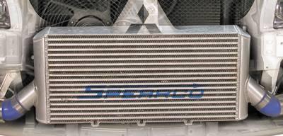 Turbonetics - 2003-2005 Mitsubishi Evolution VIII Turbonetics Spearco Intercooler Kits