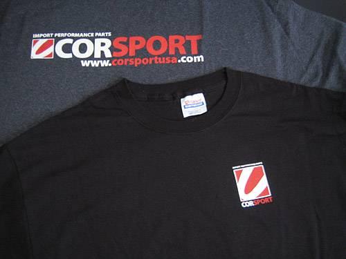 CorSport - CorSport Original Logo Hooded Sweatshirt