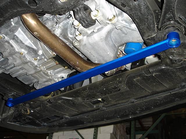 Megan Racing - 2006-2011 Honda Civic Megan Racing Front Lower Tie Bar