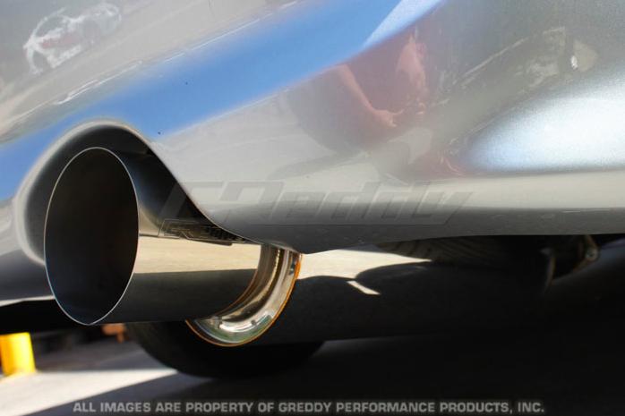 Greddy - 2006-2007 Mitsubishi Evolution IX Greddy RS Exhaust System