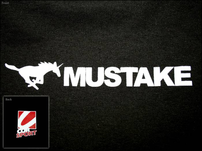 CorSport - CorSport Mustake T-Shirt